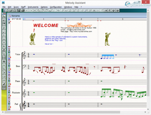 Melody Assistant 7.6.3f