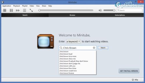 Minitube 2.1.6