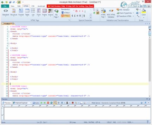 Mirabyte Web Architect 10.1.1