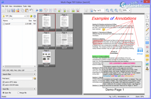 Multi-Page TIFF Editor 2.9.4.736