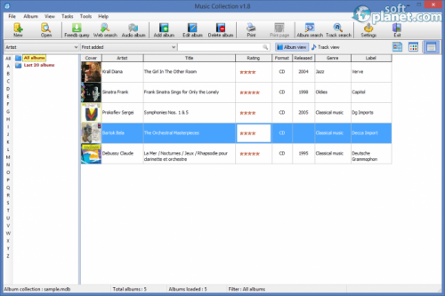 Music Collection Portable 1.8.5.1