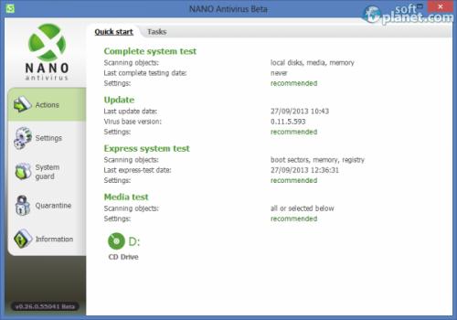 NANO AntiVirus 0.30.16.66646