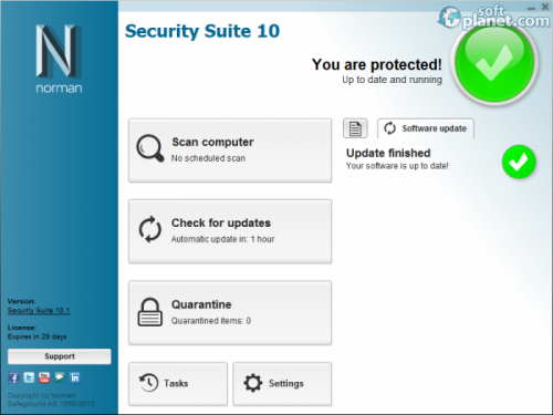 Norman Security Suite 10.1