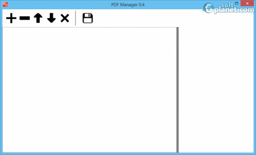 PDF Manager 0.4.0.0