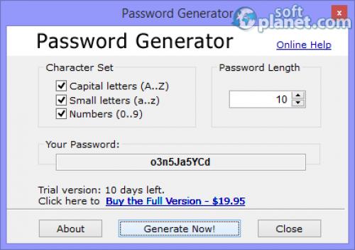 Password Generator 2.3