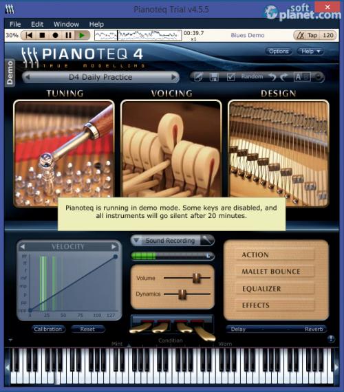 Pianoteq 4.5.5