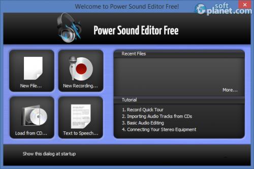 Power Sound Editor Free 8.2..1