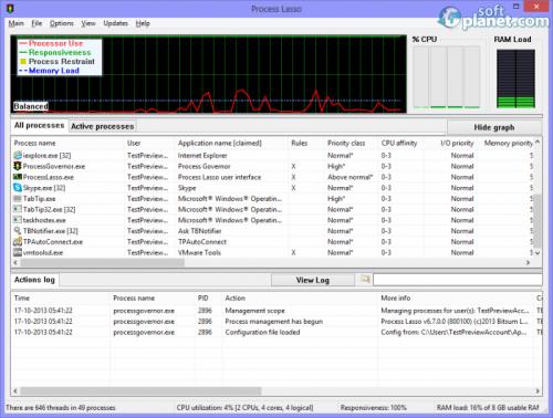Process Lasso 7.6.4.1