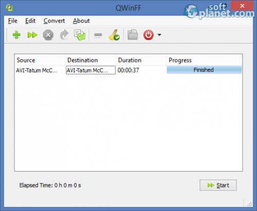 QWinFF 0.2.0