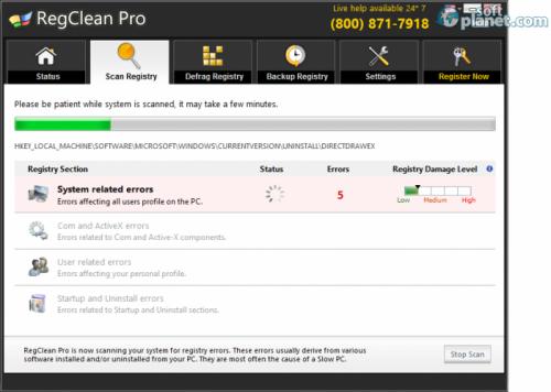 RegClean Pro 6.21.65.2782