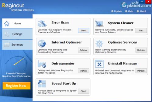 RegInOut System Utilities 4.0.0.2