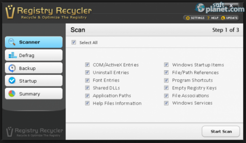 Registry Recycler 0.9.2.8