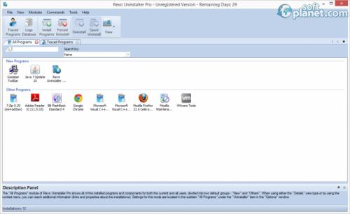 Revo Uninstaller Pro 3.0.7