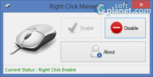Right Click Manager 1.0