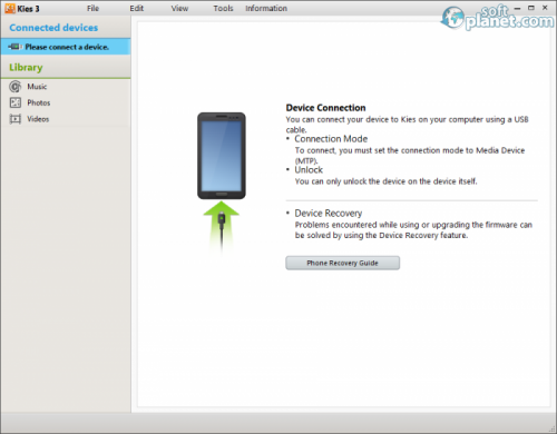 Samsung Kies 3 3.2.15041.2