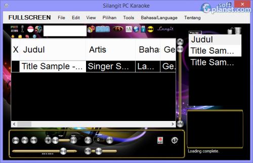 Silangit PC Karaoke 3.1.0.0