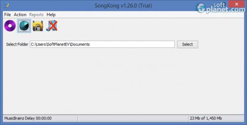 SongKong 1.26.0