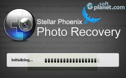 Stellar Phoenix Photo Recovery 6.0.0.1
