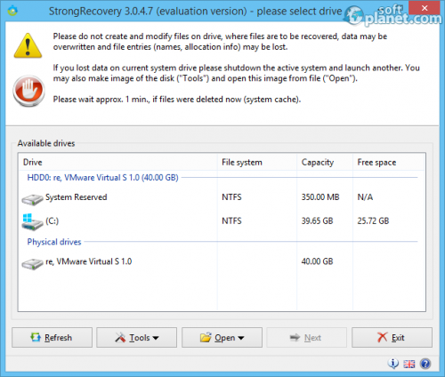 StrongRecovery 3.0.4.7