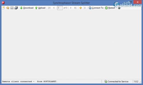 Synchrophasor Stream Splitter 1.0.2