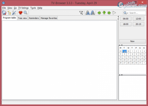 TV-Browser 3.3.3