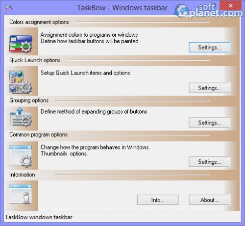 TaskBow 1.1.6.1