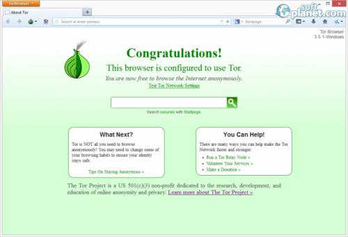 Tor Browser Bundle 3.5.1