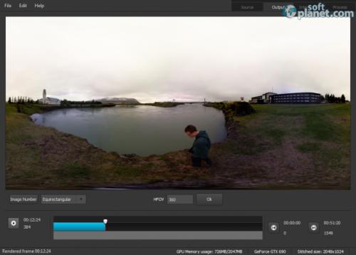 VideoStitch 1.2.2