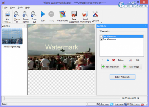 Video Watermark Maker 1.1
