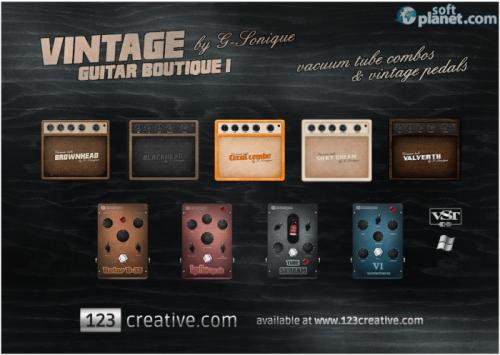 vintage guitar boutique free download for windows softplanet. Black Bedroom Furniture Sets. Home Design Ideas