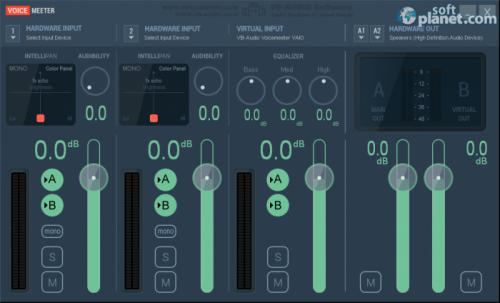 VoiceMeeter 1.0.2.5