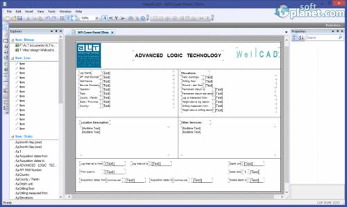 WellCAD 5.0 build 507