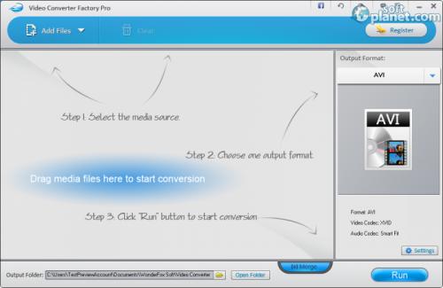 WonderFox DVD Video Converter Pro 7.2