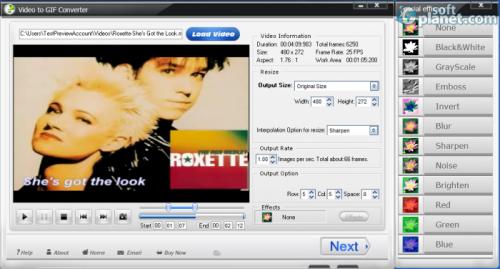 WonderFox Video to GIF Converter 1.2
