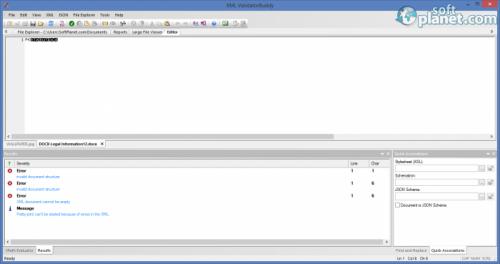 XML ValidatorBuddy 4.7