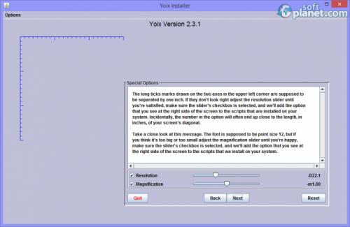 Yoix 2.3.1