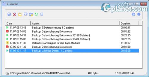 Z-Journal 3.7 Build 00