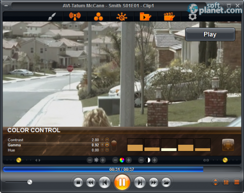 Zoom Player Free 9.1