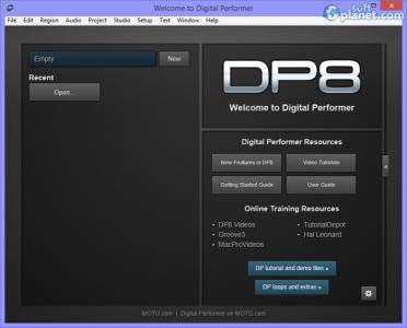Digital Performer Screenshot5