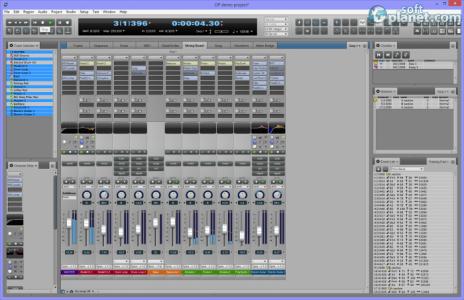 Digital Performer Screenshot3