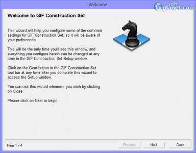 GIF Construction Set Professional Screenshot5