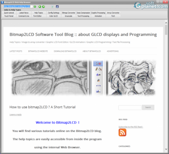 Bitmap2LCD Basic Screenshot3