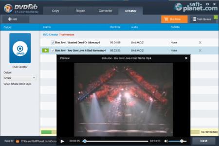 DVDFab Blu-ray Toolkit Screenshot4