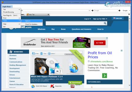 Liunware Eagle Roax Screenshot4