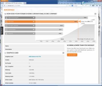 PCMark 8 Basic Edition Screenshot3