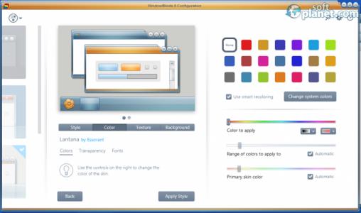 WindowBlinds Screenshot2