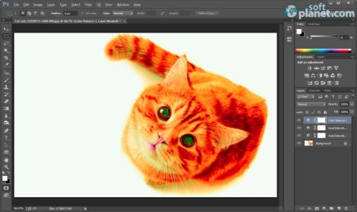 Adobe Photoshop Screenshot3