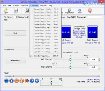 Sound Normalizer Screenshot3