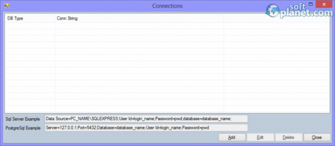 Typed Query – Code Generator Screenshot3