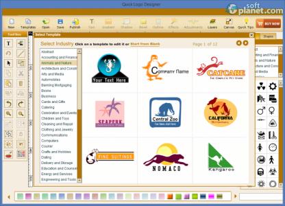 Quick Logo Designer Screenshot3